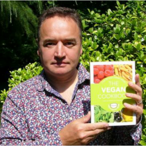 Please vote in Best Vegan Cookbook Awards
